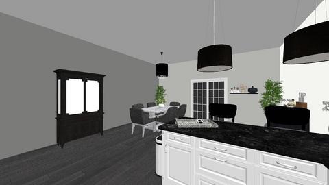 Kitchen 1 - Kitchen - by mckinley26