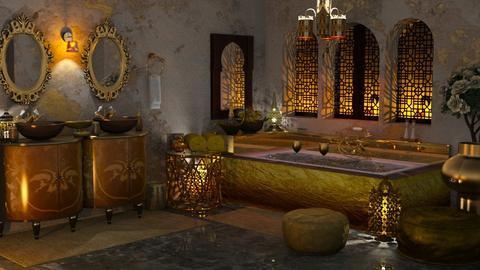 Bath Alhambra - by ZsuzsannaCs