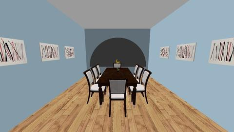 Small Conference Room  - Office - by elizabeth_mccreight