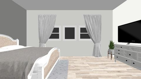 mia velasquez room - Modern - Bedroom - by Panther2