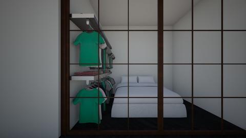 dorm 67 - by Hannah Van Schaik