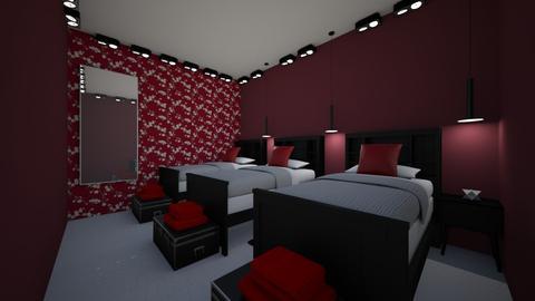 quarto de hospedes 1 - Classic - Bedroom - by kelly lucena