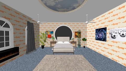 ZANE PATTEN 5TH PRD - Bedroom - by Zane Patten