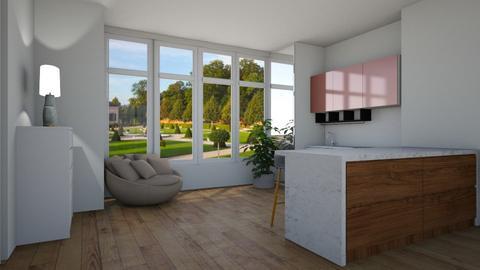 Template Baywindow Room - Modern - Kitchen - by Marie Harrer