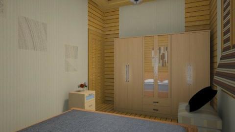 A Bedroom B C - by saniya123