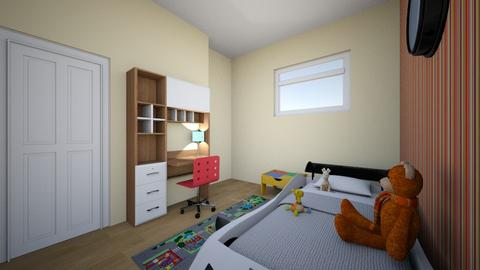 Marcus - Kids room - by eQuist