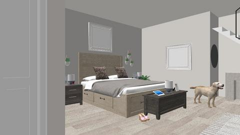 abbie luera - Bedroom - by unknown88