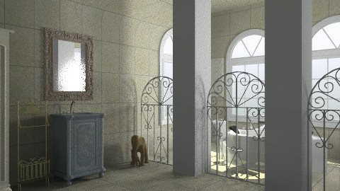 bath time - Classic - Bathroom - by deleted_1550519236_sorroweenah