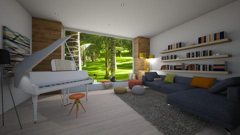 Window seat ModDezign - Bedroom - by Sanja S