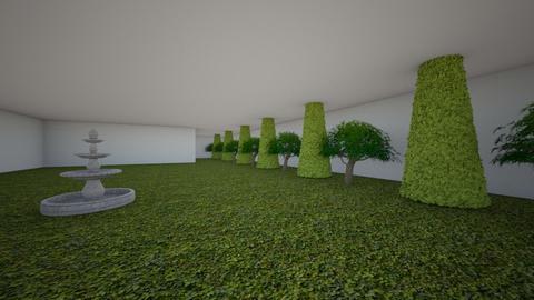 oyut - Garden - by voster93