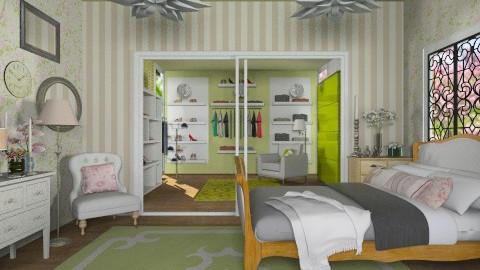 My vintage dream - Vintage - Bedroom - by Laurika