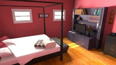 bedbed - Bedroom - by de Gasperis Sarah