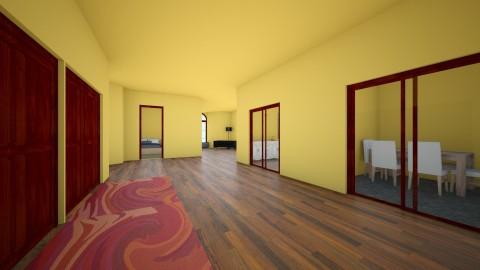 dream house - Modern - by James Ward_288