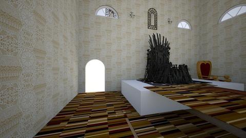 Throne Room - Vintage - Office - by RobertCremin03
