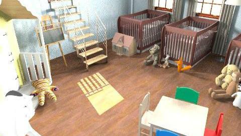 Baby/Toddler Daycare - Modern - Kids room - by oscalora