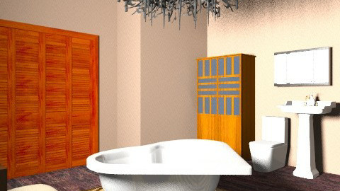 Bathroom - Country - Bathroom - by Imank