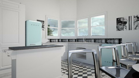 Dream_Kitchen - Kitchen - by TOP