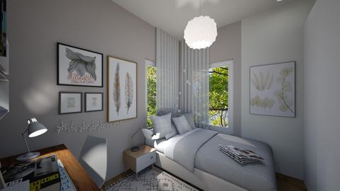 maya lahav 6 - Bedroom - by lilum