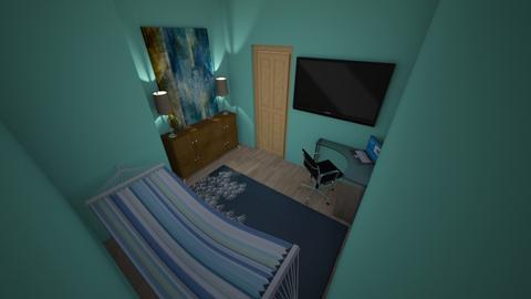 Lazy Bedroom - Bedroom - by Galaxy Warrior