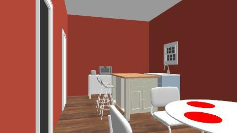 Kitchen - Minimal - Kitchen - by kierstynlm