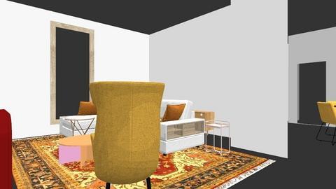 Burchtweg 16 - Classic - Living room - by Klijntje1985