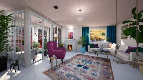 More is more - Modern - Living room - by Andrula