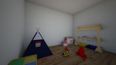 brooklyn hogan - Global - Kids room - by brooklyn hogan
