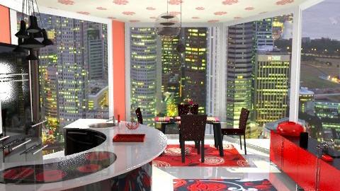 kitchen-dine singapore - Modern - Kitchen - by faar70