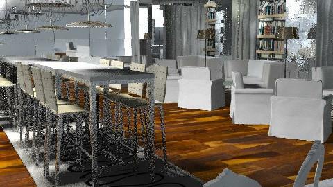 White Spaghetti Cafe - by FNEDA