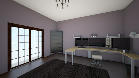 youtube room - Classic - Office - by LazyPanda Meh