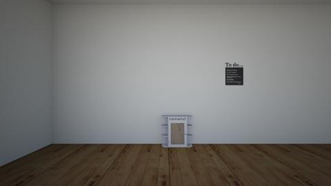 shelf1 - Living room - by pachy