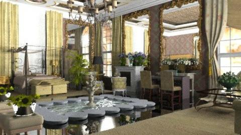 Queen's bedroom!!! - Classic - Bedroom - by Your well wisher