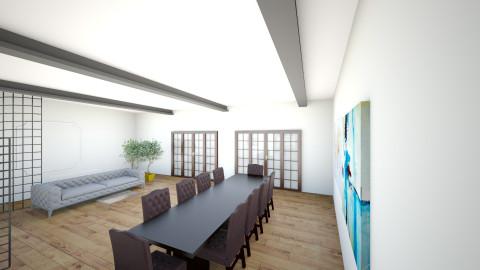office 1 - Office - by khanyelkovan