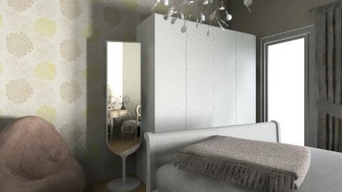 Vintage bedroom - Vintage - Bedroom - by Yana Grueva