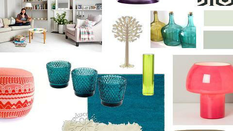 Summer 2012 - Modern - Living room - by pia