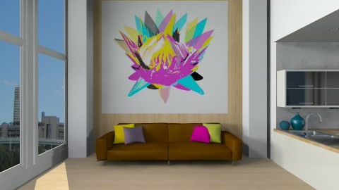 Funk - Modern - Living room - by vintageanimals99