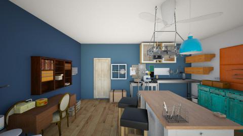 schnittker design 3 - Vintage - Office - by junklove