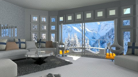 Plush - Eclectic - Living room - by Karenina