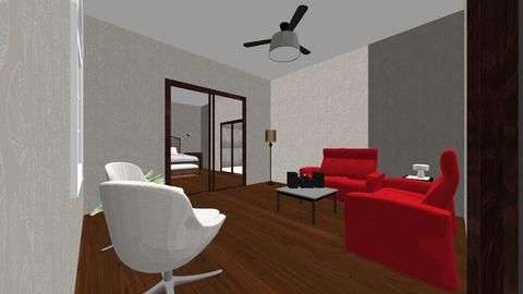 Master Bedroom Suite_Demo - Bedroom - by CherryPop