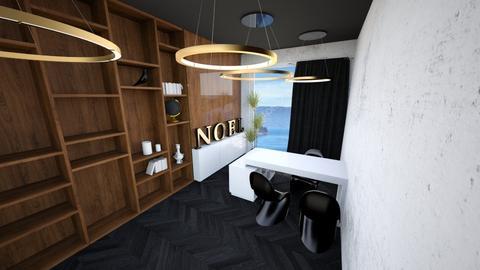 Flat 3R - Bedroom - by lukaszmaslankowski