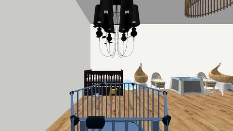 nursery - Kids room - by dogdykid