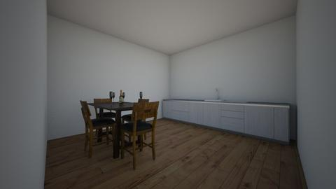 kitchen jr - Kitchen - by mrnutty