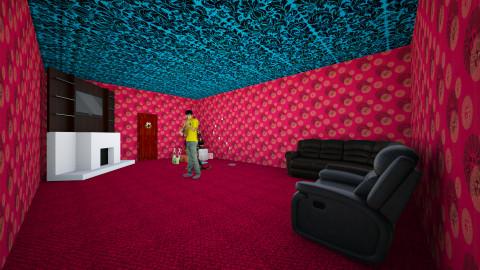 navidad - Living room - by javi2014