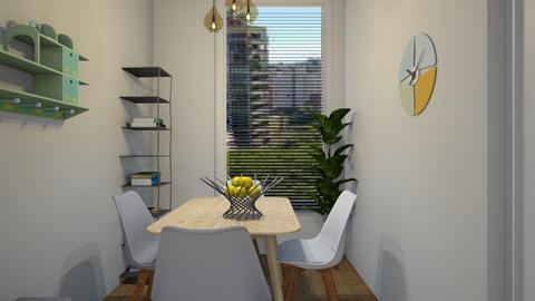 appartement muntel - Living room - by Henk Martens