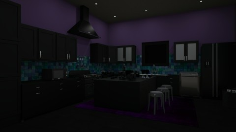 74 - Kitchen - by Jade Autumn