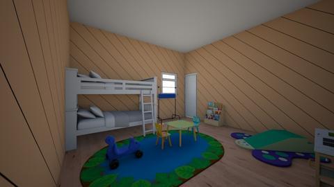ftvgvg - Living room - by flipperjolijn