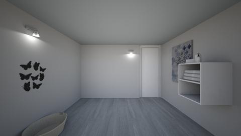 Ideal Bathroom - by MaryamDiao