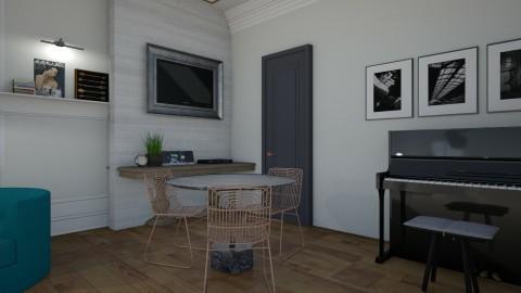 living room 3 details 2 - by flokopuffs