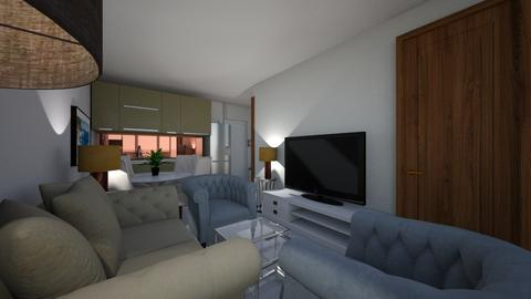 memme elutuba - Living room - by railin