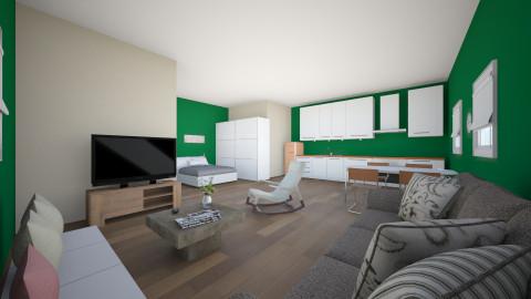 Green - by esmeepoelman